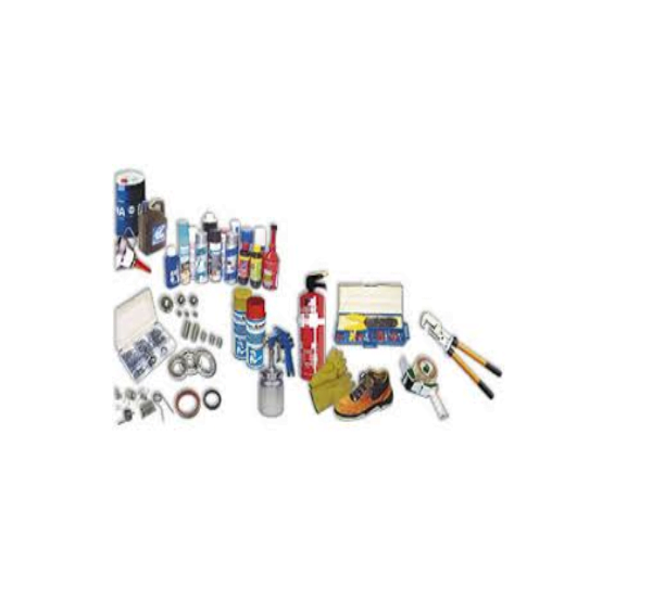 Workshop Tools & Consumables