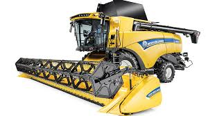 New Holland machinery